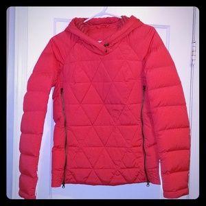 Lululemon Fluffer Up Pullover Color: Boom Juice 4